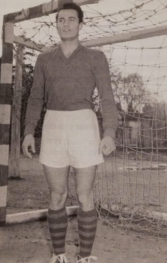Dve ljubavi: rukomet i fudbal - Miodraga Nedeljkovića Mausa