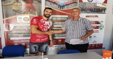 Miloš Lojaničić potpisao za Vogošću PH!
