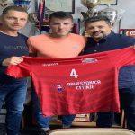 Petar Eraković potpisao za Lovćen!